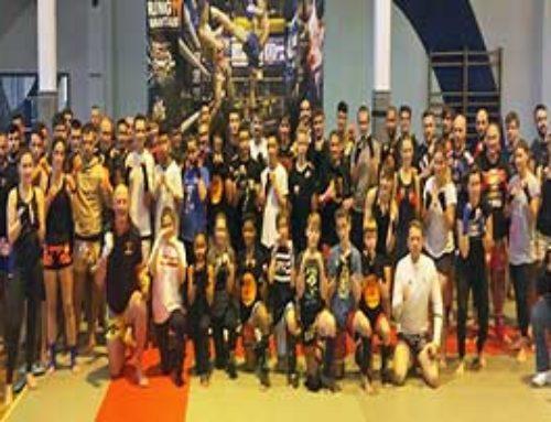 27 Octobre 2018 – La passion du Muay Thaï partagée avec le Ring Nantais
